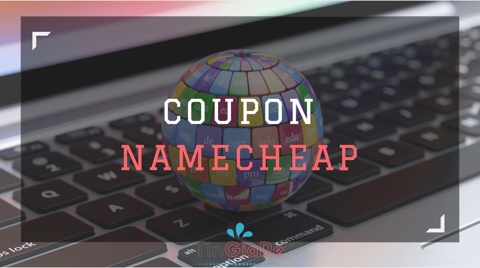 Coupon Namecheap Domain